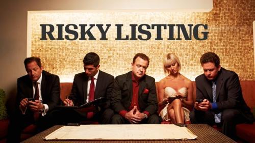Risky Listing (Esquire)