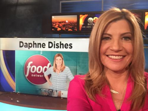 Daphne Dishes (Food Network)
