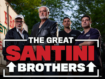The Great Santini Bros. (History)