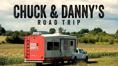 Chuck & Danny's Road Trip (Food Network Canada)