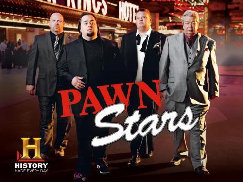 Pawn Stars (History)